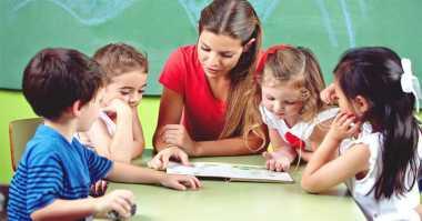 Mengajarkan 4 Hal Ini Membuat Pribadi Anak Lebih Kuat