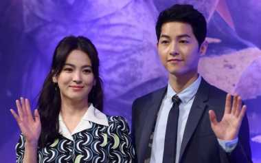 Song Joong Ki Curhat Masa Depannya dengan Song Hye Kyo