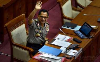 Sah, DPR Restui Tito Karnavian sebagai Kapolri di Paripurna