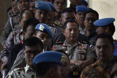 DPR: Kami Harap Tito Berkumis, untuk Mengobati Persoalan di Internal Polri