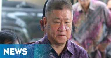 Aguan Bungkam soal Pertemuan dengan Ketua DPRD Cs