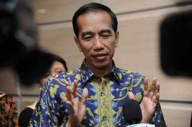 Ketua MK Laporkan Sisa Dua Sengketa Pilkada 2015 ke Jokowi
