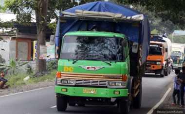 H-5 hingga H+3 Lebaran, Kendaraan Angkutan Barang Dilarang Beroperasi