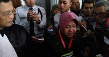 Risma Tak Pernah Pikirkan Pilkada DKI Jakarta