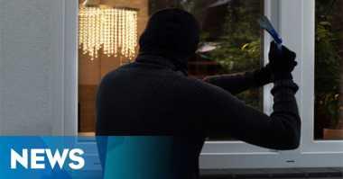 Bobol Brankas Dinas Bina Marga Depok, Aksi Pencuri Terekam CCTV