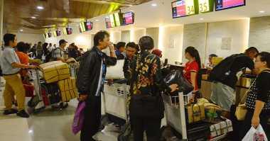 26 Ribu Pemudik Bakal Padati Bandara Kualanamu