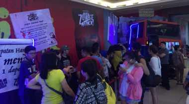Teror Zombie di Jakarta Fair Kemayoran