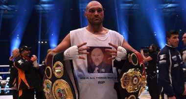 Pakai Doping, Status Juara Dunia Tinju Tyson Terancam