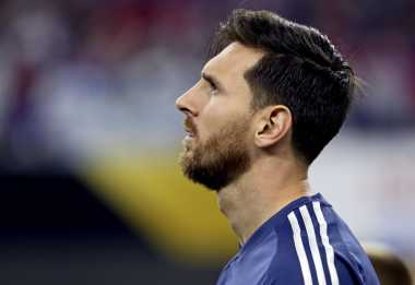 Messi: Argentina Semakin Kuat