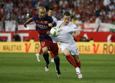 Mascherano Jadi Pemain Kedua Barcelona yang Berniat Menuju Juventus
