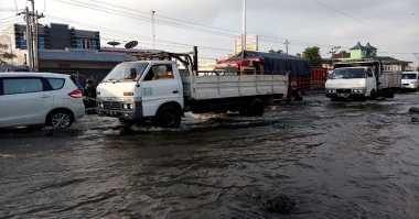 Jalur Pantura Kerap Terendam Banjir Rob, Ini Langkah Polisi