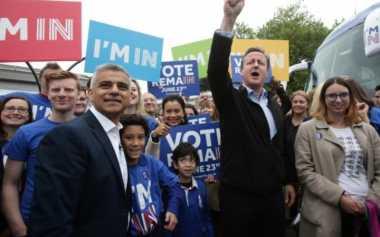 Cameron dan Sadiq Khan Kecam Rasisme Pasca-Brexit