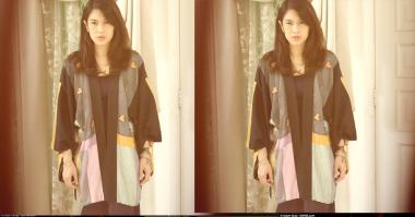 FOTO: Cuma Pakai Kimono, Dian Sastro Makin Aduhai
