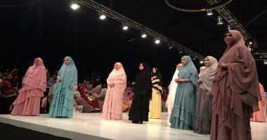 Ini Gaya Hijab yang Pas untuk Lebaran