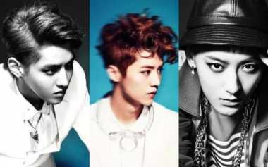 SM Entertainment Kembali Tuntut Kris, Luhan dan Tao Eks EXO