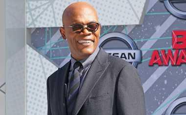 TERHEBOH: Samuel L. Jackson Dapat Penghargaan di BET Awards