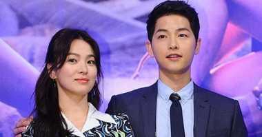Fans Baper Song Joong Ki Ingin Akting Bareng Song Hye Kyo Lagi