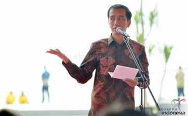 Jokowi Minta Akademisi Susun Tahapan Paket Kebijakan Hukum