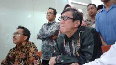 Menteri Yasonna Cek Sistem Pemantauan Orang Asing di Depok