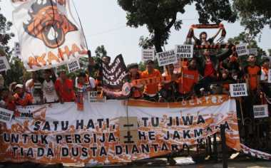 Polisi Bantah Melakukan Sweeping Supporter The Jakmania