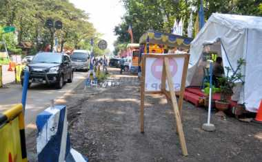 40 Pos Lebaran Tersebar di Bengkulu