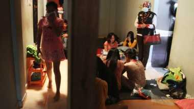 Asyik Ngamar, Lima Pasangan Selingkuh Ditangkap Petugas