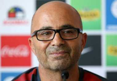 Jorge Sampaoli, Entrenador Anyar Sevilla