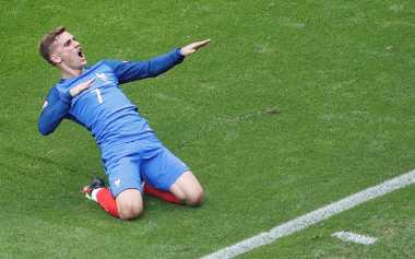 Disebut Pahlawan Atletico Madrid, Griezmann: Saya Tidak Terbebani