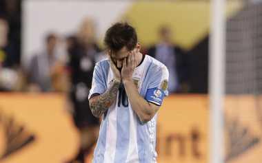 Messi Mundur dari Timnas Argentina, Puyol Sampaikan Simpati