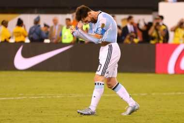 Gagal di Copa America, Messi Dinilai Tetap Tampil Bagus