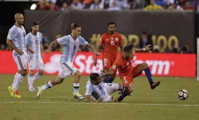 Kegagalan Argentina di Copa America Buat Legenda Terkejut