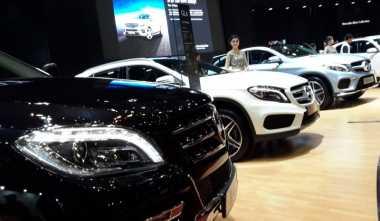 SUV Sumbang 33% dari Total Jualan Mobil Mercy di Indonesia
