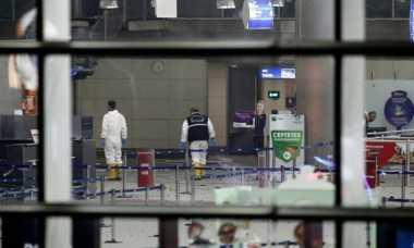 Bandara Turki Dibom, British Airways Terbang Balik ke London