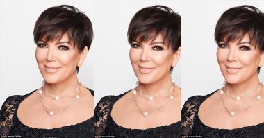 Kris Jenner Luncurkan Lini Perhiasan Mewah