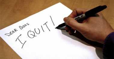Resign Setelah Lebaran Waktu yang Tepat? Ini Alasannya