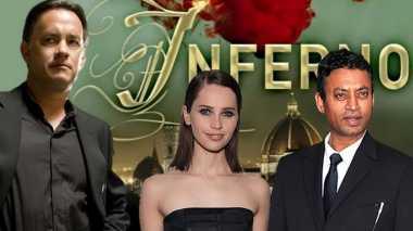 TERHEBOH: Tom Hanks Jadi Pencuri di Inferno