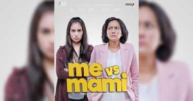 Kisah Irish Bella Perankan Film Me vs Mami