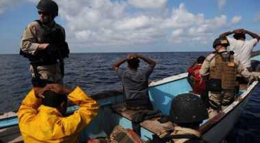 Kapal Indonesia Sebaiknya Hindari Jalur Rawan Pembajakan