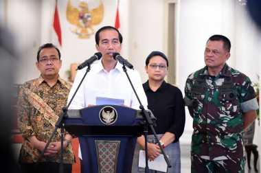Jokowi Perintahkan Pembangunan Infrastruktur di Natuna Segera Dimulai