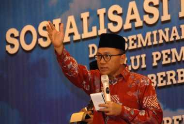 Zulkifli Hasan Sosialisasikan Empat Pilar di Lampung