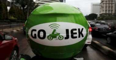 Salah Paham, Puluhan Driver Go-Jek Geruduk Gandaria City