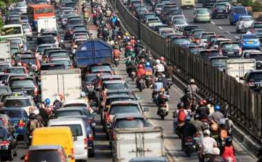 Sistem Ganjil Genap Timbulkan Kemacetan hingga 30 Persen