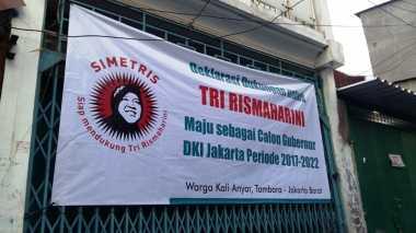 Warga Kalianyar Deklarasi Dukungan Risma Maju Pilgub DKI