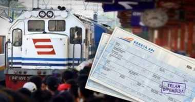 Tiket Mudik KA Ekonomi di Medan Habis Terjual