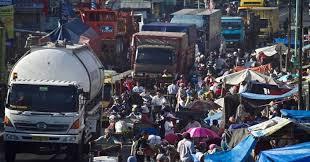 Polres Serang Utamakan Pengamanan Pasar Tumpah ketika Arus Mudik