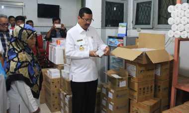 Cari Vaksin dan Serum Palsu, Gubernur Sumut Sidak RS Haji Medan