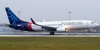 Sriwijaya Air Perluas Rute Domestik