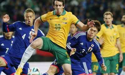 Australia Akan Jumpa Jepang di Melbourne