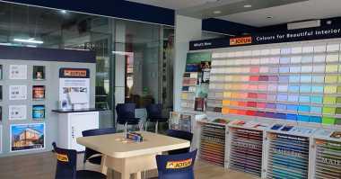 Wujudkan Imajinasi dengan Jotun Interior Colour Centre!