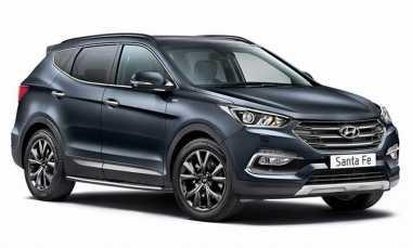 Hyundai Santa Fe Punya Edisi Khusus Atlet Balap Sepeda